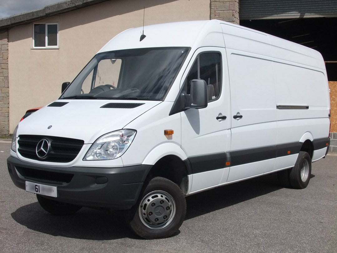 4x4 Vans, AWD Vans & Four Wheel Drive Commercial Vehicle for